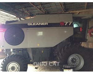 AGCO-GLEANER S77 Combine