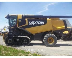 Claas of America LEX585R Combine