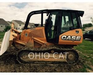 CASE 650L Crawler Dozer