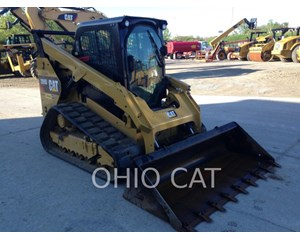 Caterpillar 289D DCA1 Crawler Dozer