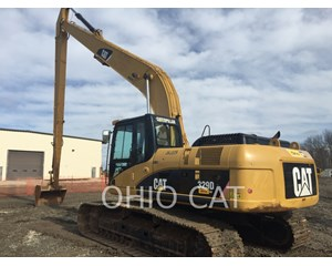 Caterpillar 329DL LR Crawler Excavator