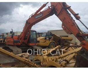 Daewoo DX255LC Crawler Excavator
