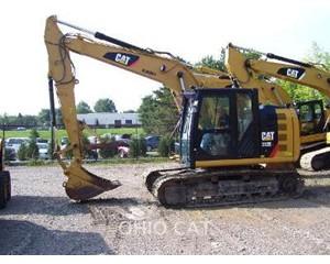 Caterpillar 312EL Excavator