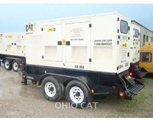 Caterpillar XQ100 Generator Set