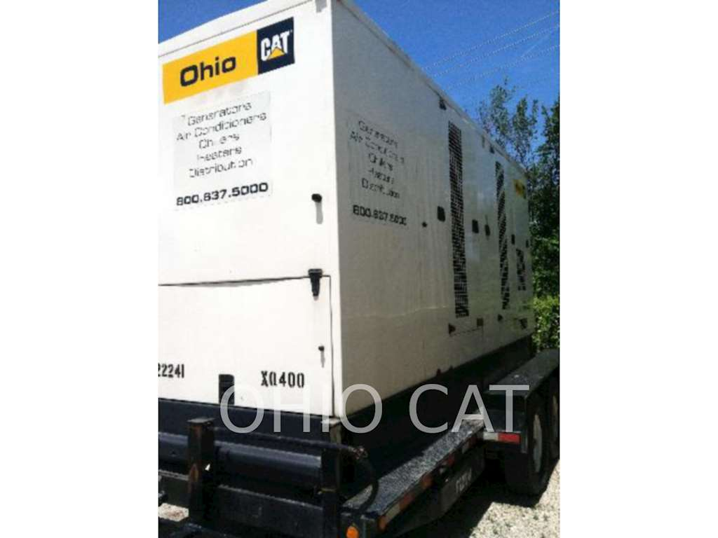 2007 caterpillar xq400 generator set for sale 2 779 hours miami fl 8985478. Black Bedroom Furniture Sets. Home Design Ideas