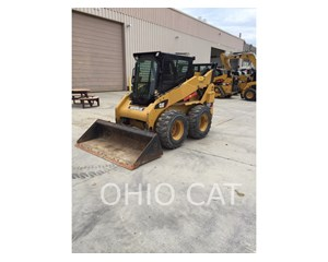 Caterpillar 242B3 C3 2 Skid Steer Loader