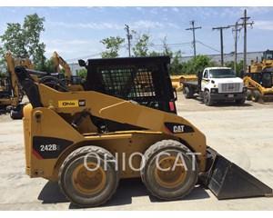 Caterpillar 242B3 C3 Skid Steer Loader