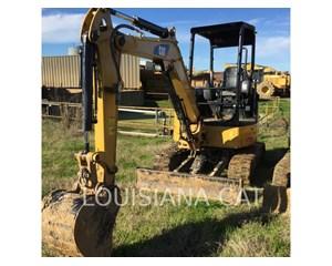 Caterpillar 303E CR Crawler Excavator