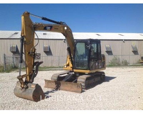 2013 caterpillar 307d excavator for sale lafayette la. Black Bedroom Furniture Sets. Home Design Ideas