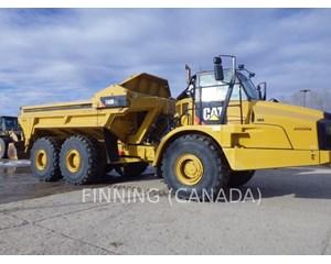 Caterpillar 740BEJ Articulated Truck
