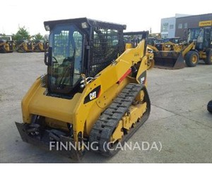Caterpillar 259B3 Crawler Dozer