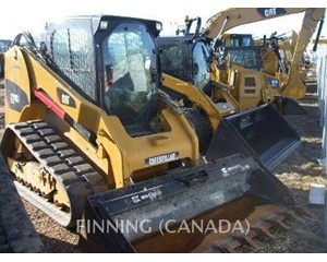 Caterpillar 279C2 Crawler Dozer