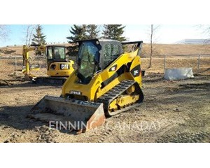Caterpillar 289C2 Crawler Dozer