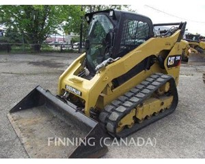 Caterpillar 299D Crawler Dozer