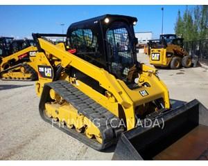 Caterpillar 299D Crawler Dozer