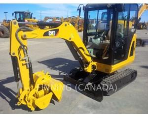 Caterpillar 301.8C Crawler Excavator