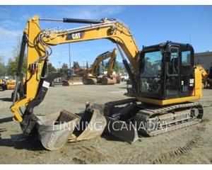 Caterpillar 307E2 Crawler Excavator