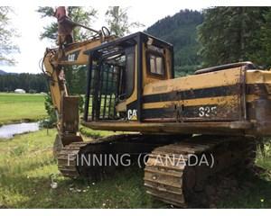 Caterpillar 325BL Crawler Excavator