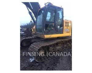 John Deere 225D Crawler Excavator