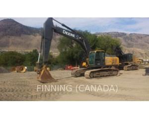 John Deere 350D LC Crawler Excavator
