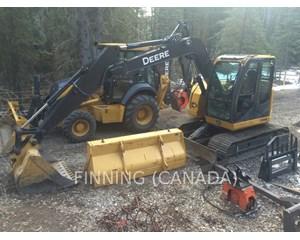 John Deere 75D Crawler Excavator