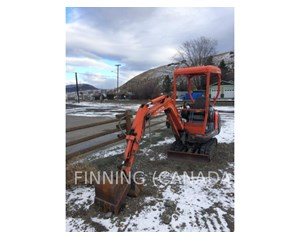 Kubota KX41-2 Crawler Excavator