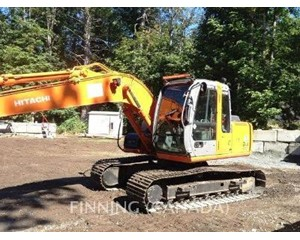 Hitachi ZX 120 Excavator