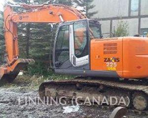 Hitachi ZX225USR Excavator