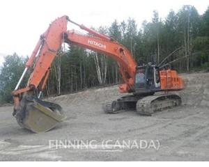 Hitachi ZX450LC-3 Excavator