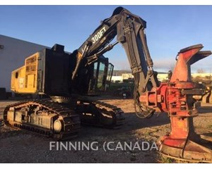 Caterpillar 541 Feller Buncher
