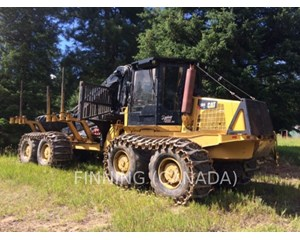 Caterpillar 584HD Forwarder
