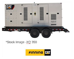 Caterpillar XQ 350 Generator Set