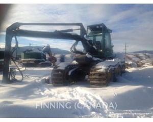 Timberjack INC. 1270 Harvester