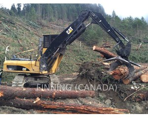 Caterpillar 325DFMLLA Log Loader