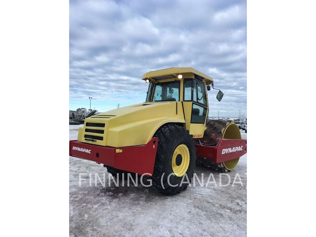 2008 dynapac ca 362 pd padfoot compactor for sale 4 510 for Housse compactor