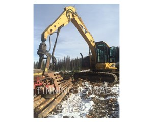 Caterpillar 320CFMHW Road Builder Excavator