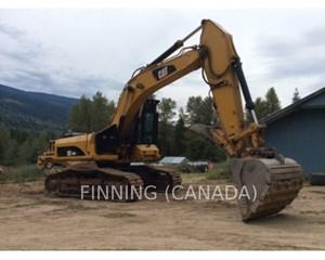 Caterpillar 330DFMGF Road Builder Excavator