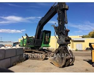 John Deere 2454D Road Builder Excavator