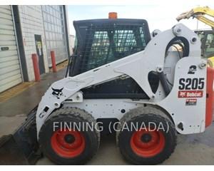 Bobcat S205 Skid Steer Loader