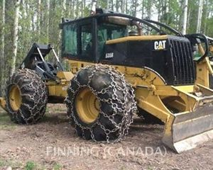 Caterpillar 535B Skidder