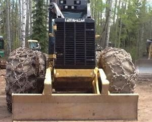 Caterpillar 535C Skidder