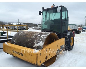 Volvo SD100D Smooth Drum Compactor