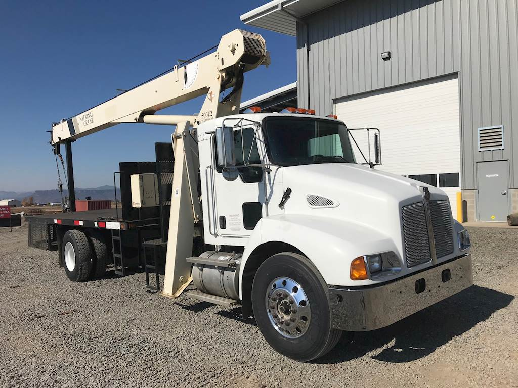6524cc1a80 2008 Kenworth T300 Boom   Bucket Truck For Sale