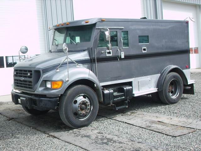 2003 Armored Truck For Sale White City Or 9269640