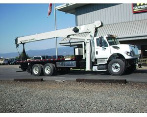 2011 Internatioanl 7500 Crane Truck