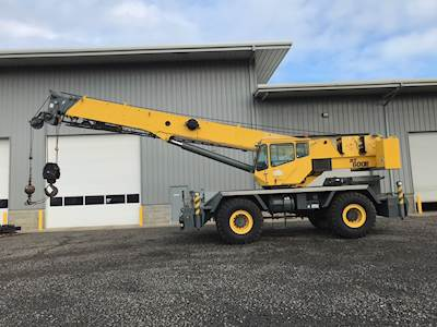 2005 Grove RT600E 50 Ton Rough Terrain Crane