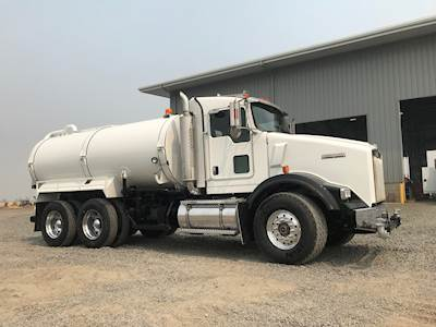 2007 kenworth t800b water truck for sale white city or 9557270