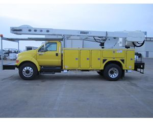 Ford F750 XL Bucket Truck / Boom Truck
