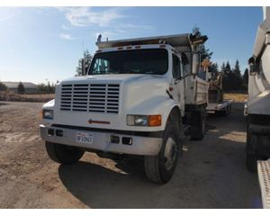 International 4700 Medium Duty Dump