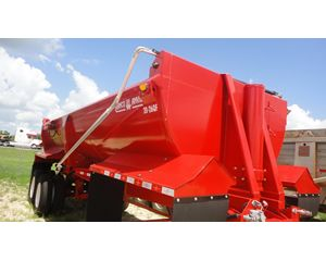 Ranco 20-26QF End Dump Semi Trailer